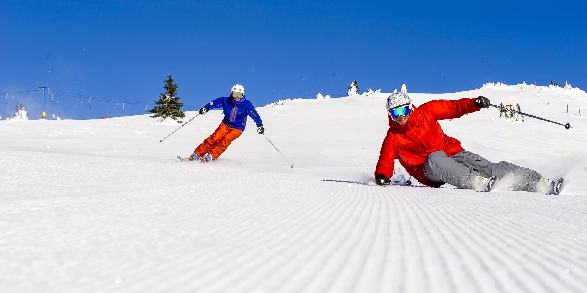 Ski instructor courses starting january