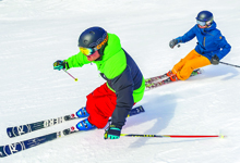 Skiing Lesson Featured Image