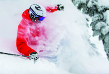 Skiing Powder Featured Image