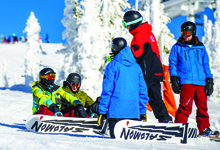 Snowboard Lesson Featured Image