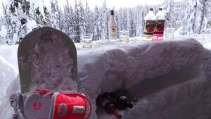 NothinButSnow Ice Bar