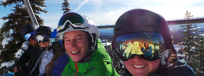 ski and snowboard instructor courses