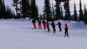 NothinButSnow Skiers