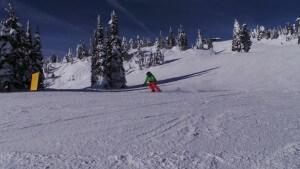 CSIA level 2 ski training