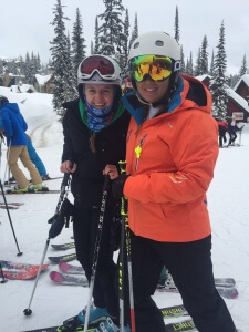 NothinButSnow Ski instructor season 2016 students