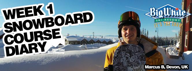 Snowboard Instructor Graduate