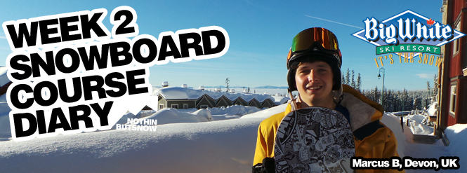 NothinButSnow Snowboard Instructor Graduate