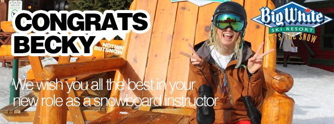 Becoming a snowboard instructor with nothinbutsnow