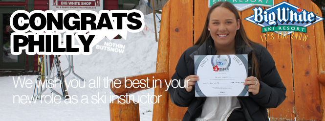 Becoming A Ski Instructor